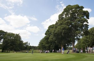 Frilford Heath has hosted previous England Golf events, most recently the 2013 English Men's Amateur Championship (Image © Leaderboard Photography