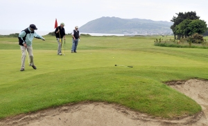 Woodbrook Golf Club, County Wicklow