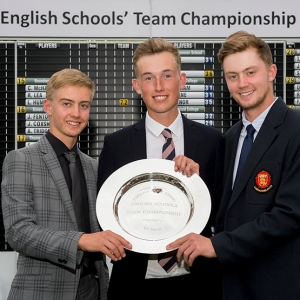 English Schools Team Championship 2016Credit: Leaderboard Photography