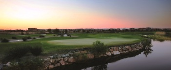 The Lakes course at Lumine (lr)