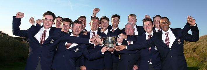 England celebrate winning the Boys Home Internationals.JPG