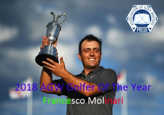 2018 - Francesco Molinari voted AGW Golfer of the Year.jpg